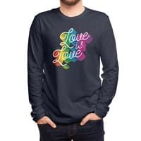 Love is Love - mens-long-sleeve-tee - small view
