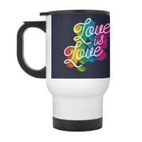 Love is Love - travel-mug-with-handle - small view