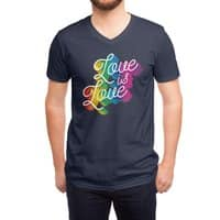 Love is Love - vneck - small view