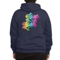 Love is Love - zipup - small view