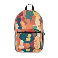 Don't Camouflage Your Love - backpack - small view