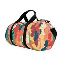 Don't Camouflage Your Love - duffel-bag - small view