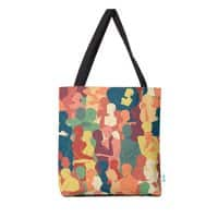 Don't Camouflage Your Love - tote-bag - small view