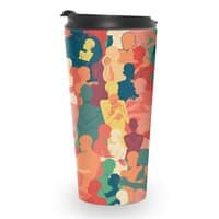 Don't Camouflage Your Love - travel-mug - small view