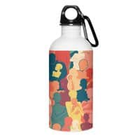 Don't Camouflage Your Love - water-bottle - small view