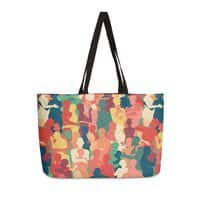 Don't Camouflage Your Love - weekender-tote - small view