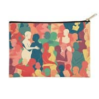Don't Camouflage Your Love - zip-pouch - small view