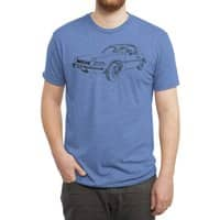 Pacer - mens-triblend-tee - small view