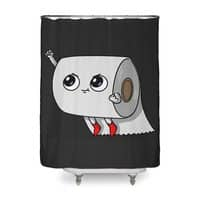 Our daily superhero - shower-curtain - small view