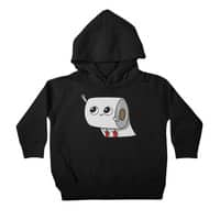 Our daily superhero - toddler-pullover-hoody - small view