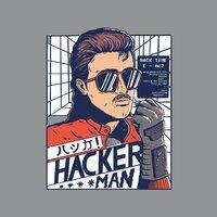 Hackerman - small view