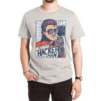 Hackerman - mens-extra-soft-tee - small view