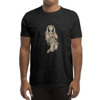 In Space no one can hear you scream - mens-regular-tee - small view