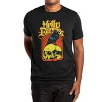 Hello Darkness - mens-extra-soft-tee - small view