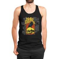 Hello Darkness - mens-jersey-tank - small view