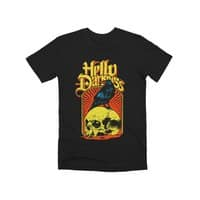 Hello Darkness - mens-premium-tee - small view
