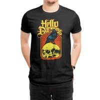 Hello Darkness - mens-regular-tee - small view