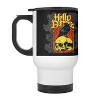 Hello Darkness - travel-mug-with-handle - small view