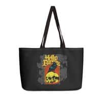 Hello Darkness - weekender-tote - small view