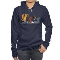 Kaiju Road - hoody - small view