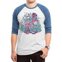 A N I M E W A V E - triblend-34-sleeve-raglan-tee - small view