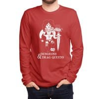 Dungeons & Drag Queens - mens-long-sleeve-tee - small view