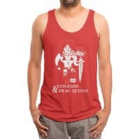 Dungeons & Drag Queens - mens-triblend-tank - small view