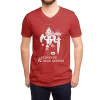 Dungeons & Drag Queens - vneck - small view