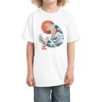 Spirit Animal Cat - kids-tee - small view