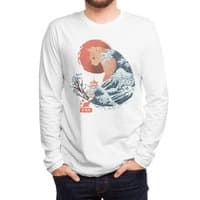 Spirit Animal Cat - mens-long-sleeve-tee - small view
