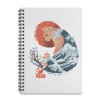Spirit Animal Cat - spiral-notebook - small view