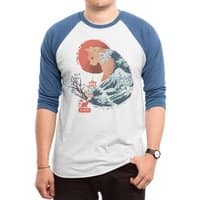 Spirit Animal Cat - triblend-34-sleeve-raglan-tee - small view