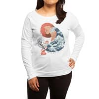 Spirit Animal Cat - womens-long-sleeve-terry-scoop - small view