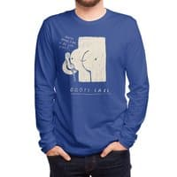 booty call. - mens-long-sleeve-tee - small view