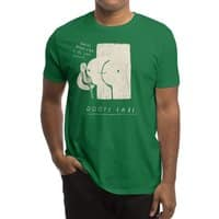 booty call. - mens-regular-tee - small view