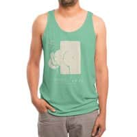 booty call. - mens-triblend-tank - small view