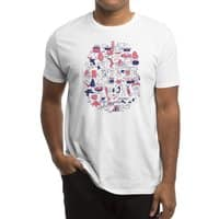 Food Fight! - mens-regular-tee - small view