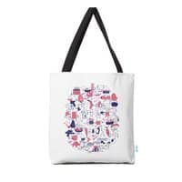 Food Fight! - tote-bag - small view