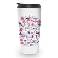 Food Fight! - travel-mug - small view