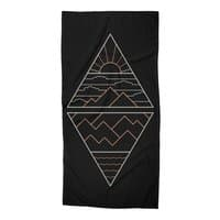 Earth, Air, Fire & Water - beach-towel - small view