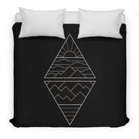 Earth, Air, Fire & Water - duvet-cover - small view