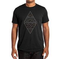 Earth, Air, Fire & Water - mens-extra-soft-tee - small view