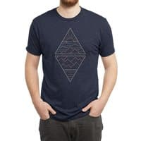Earth, Air, Fire & Water - mens-triblend-tee - small view