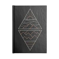 Earth, Air, Fire & Water - notebook - small view