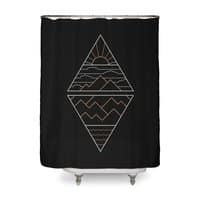 Earth, Air, Fire & Water - shower-curtain - small view