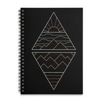 Earth, Air, Fire & Water - spiral-notebook - small view