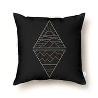 Earth, Air, Fire & Water - throw-pillow - small view