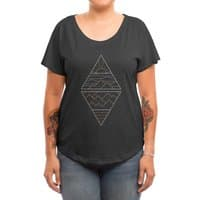 Earth, Air, Fire & Water - womens-dolman - small view