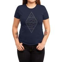 Earth, Air, Fire & Water - womens-triblend-tee - small view