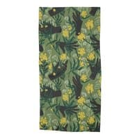 Green Thumb - beach-towel - small view
